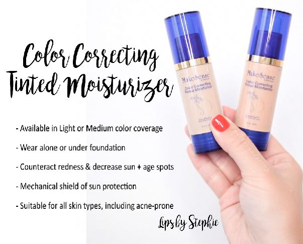 Want to easily even out your skin tone? Wear SeneGence Color Correcting Tinted Moisturizer on its own or under foundation! It's just as long-lasting like your fave LipSense. Contact me for yours! Distributor 406510 #foundationmakeup