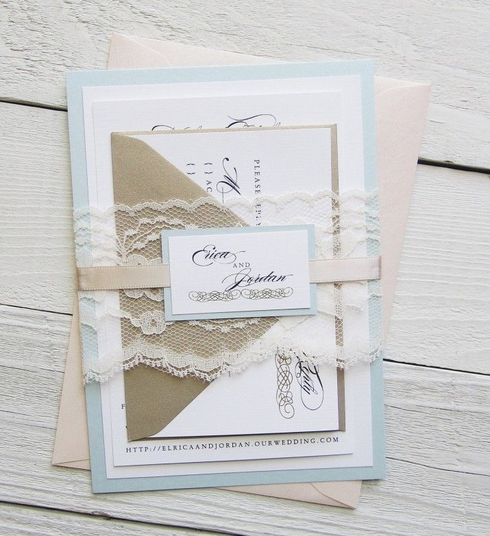 realtree wedding invitations%0A This is really cute with the name facing up