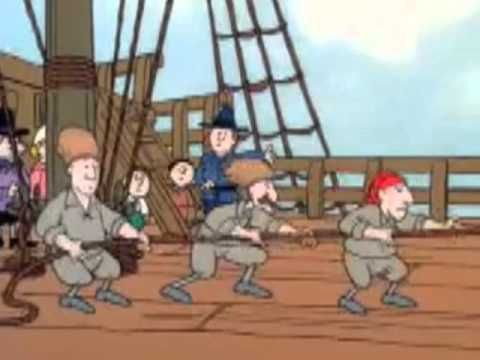Social Studies: Charlie Brown Clip 1 *watch the story of the mayflower using Charlie Brown cartoons. Story comes in multiple videos so you'll have to go from part one, part two, and so on.