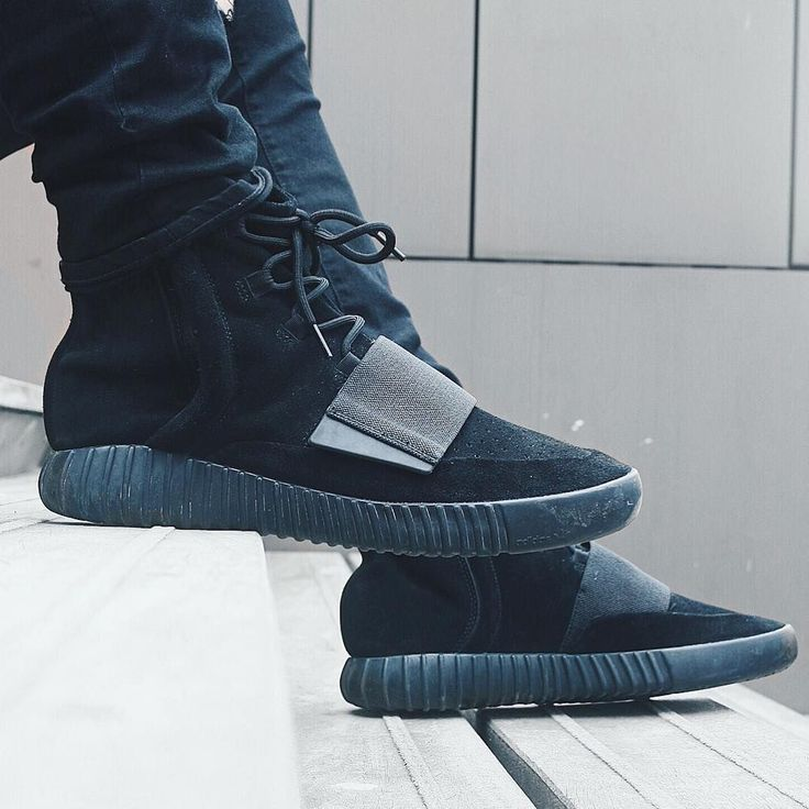 adidas Yeezy BOOST 750 Triple Black tmblr.co/...