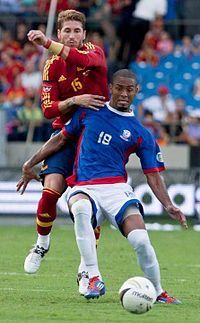 Héctor Omar Ramos Lebrón (born May 4, 1990), also known as Pito Ramos, is a Puerto Rican professional footballer who currently plays as a forward for Puerto Rico FC of the North American Soccer League and the Puerto Rico national team.