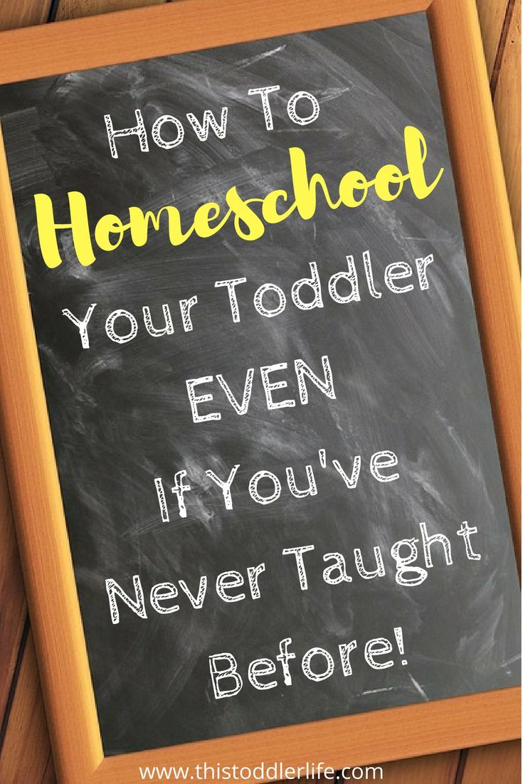 Have you been thinking about homeschooling your toddler? Here are the 3 main reason I homeschool my toddler and why you should too!