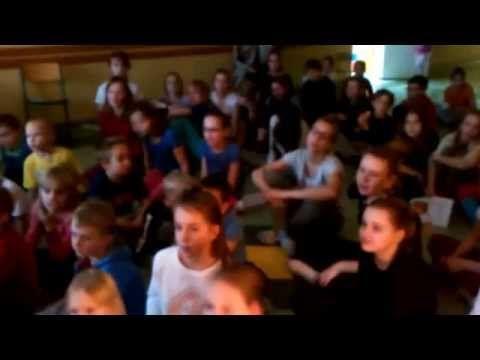 Nocne spotkanie z wróżką Poczytuszką w naszej szkole!