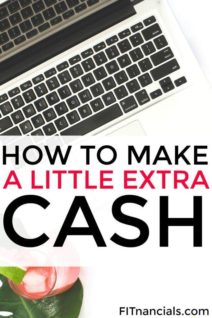 Find out how to make a little extra cash on the side. This is such a helpful list.