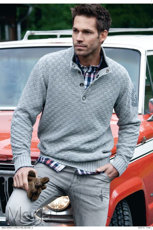 Thorsten Gohr menswear casual street style