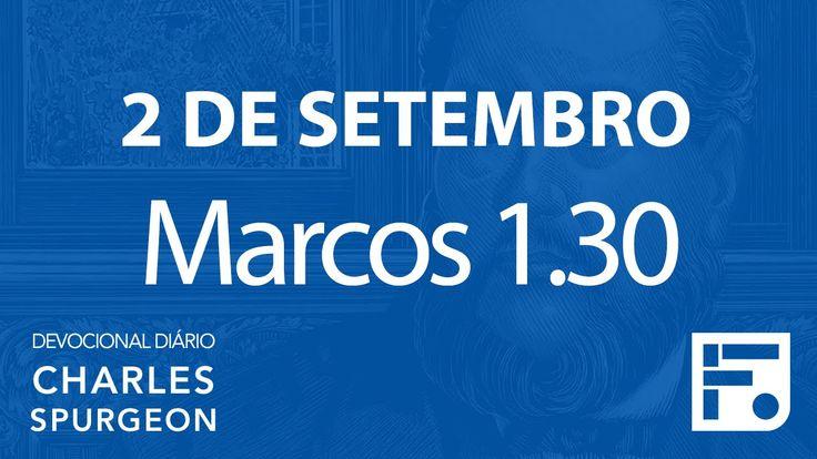 2 de setembro – Devocional Diário CHARLES SPURGEON #246