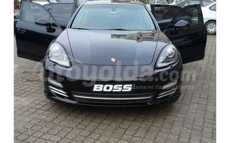 BOSS Luxury Rent A Car'dan kiralık Porsche Panamera Diesel