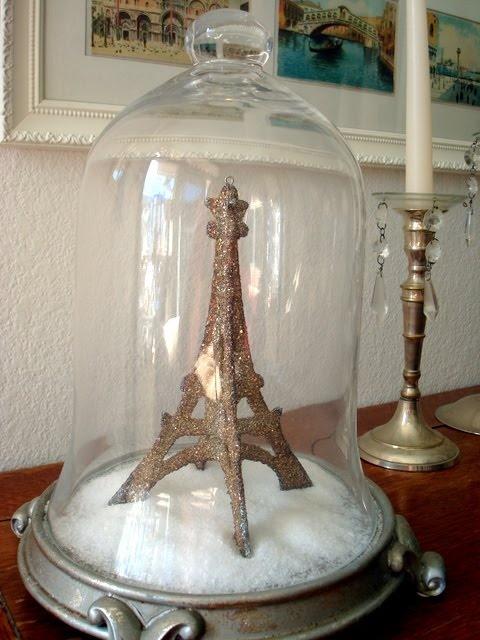 153 best Winter cloche images on Pinterest   Christmas ideas ...