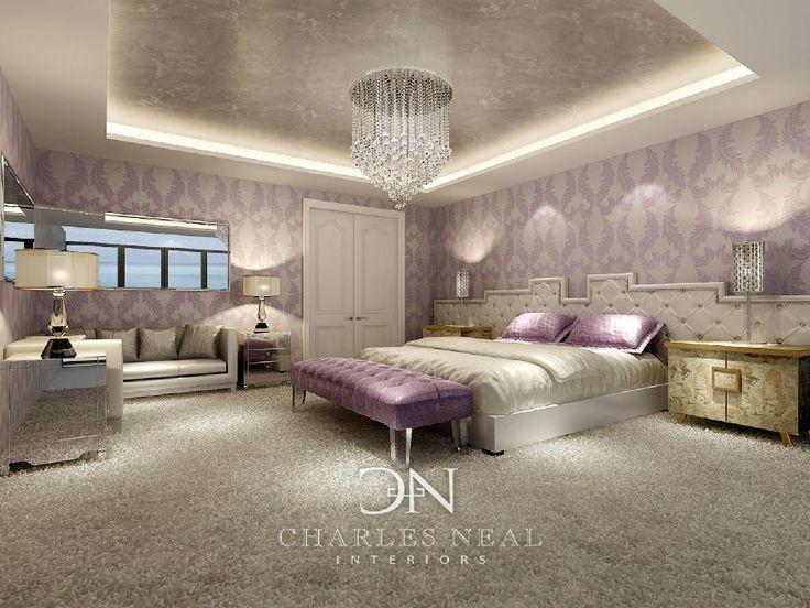 Gästezimmer modern luxus  40 besten Luxurious Master Bedrooms Bilder auf Pinterest ...