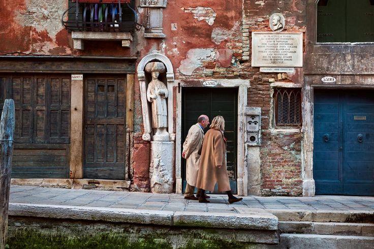 Steve McCurry, il fotografo che parla al cuore