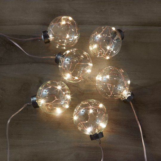 Apothecary & Company™ String Lights with Bulbs | Brighten