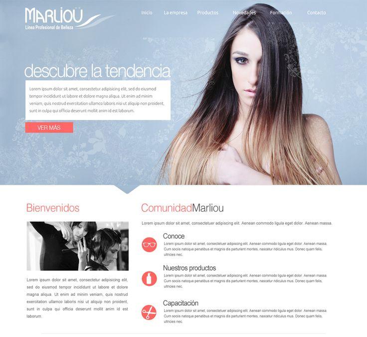 Sitio web para MARLOIU - Año ©2011