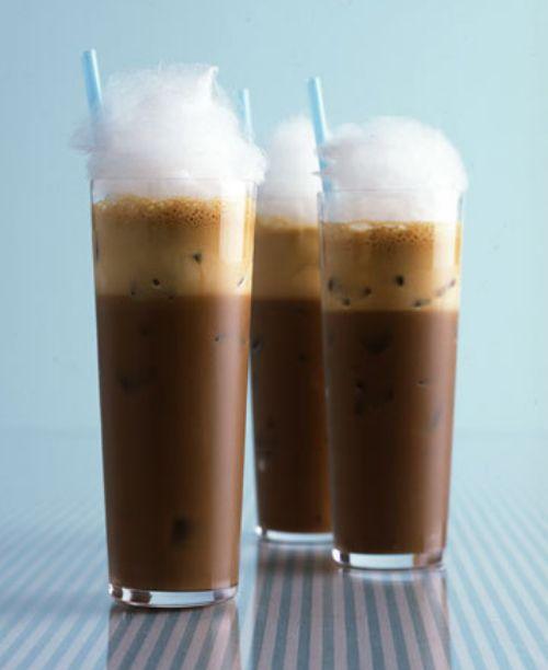 Iced latte... mmm
