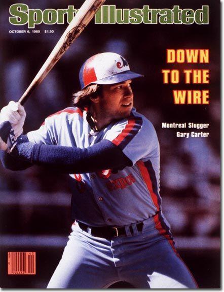 Gary Carter, Baseball, Montreal Expos