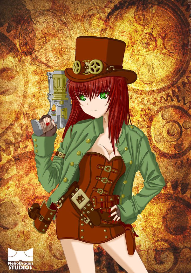 steam punk anime steampunk - photo #4