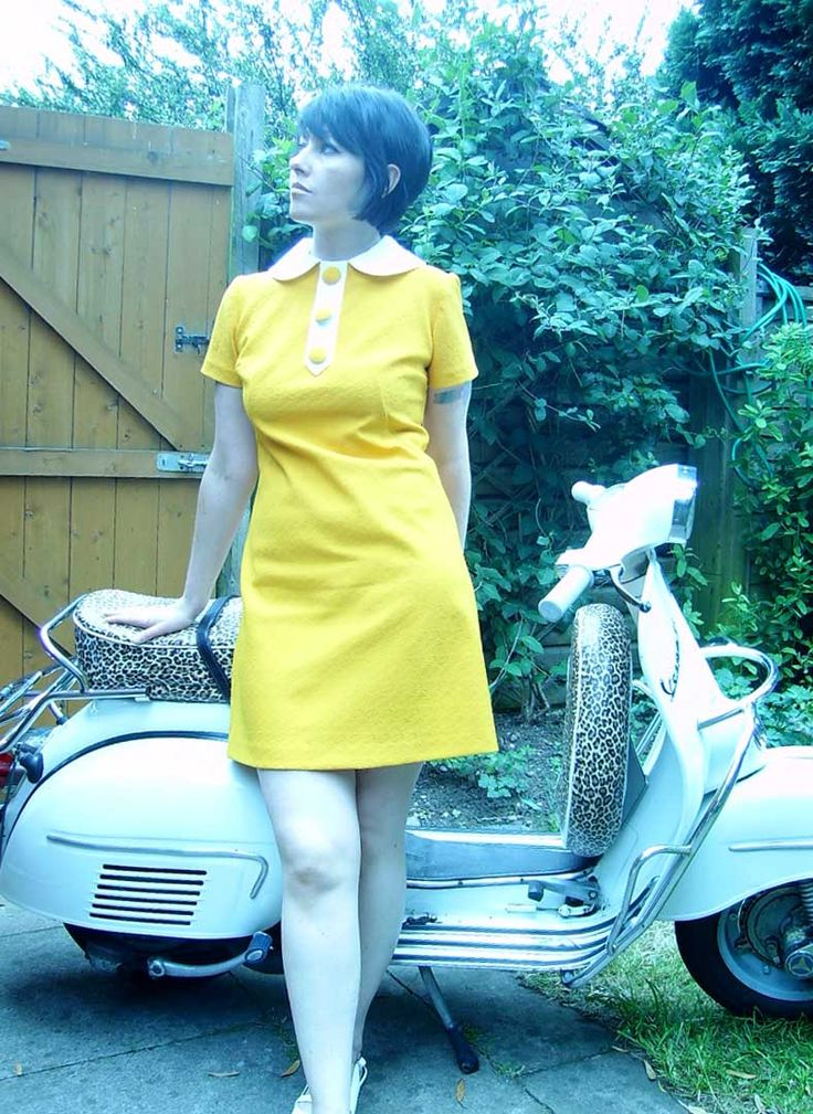 The Carnaby Streak Mod Dress/Mod dresses