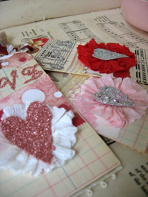Valentine Tags | Flickr - Photo Sharing!