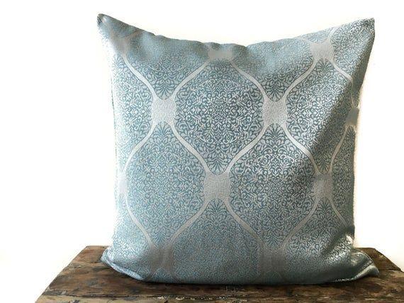 boho pillows silk pillow cover