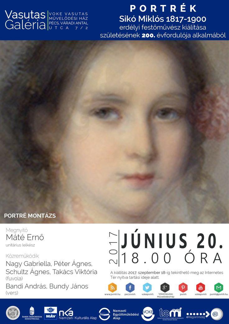 Sikó Miklós erdélyi festőművész születésének 200. évfordulója alkalmából rendezett kiállítás