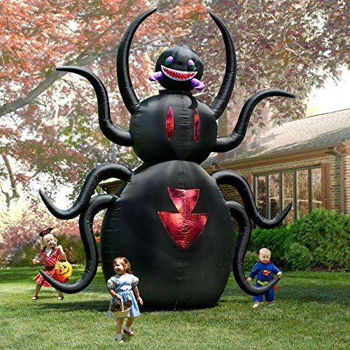 Halloween Inflatable GIANT 12'T X 10'W Animated Spider Ou... https://www.amazon.com/dp/B00YSNJ736/ref=cm_sw_r_pi_dp_5AnzxbQK81EQK