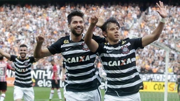 Corinthians x São Paulo Jogo AO VIVO - 14/02/16 - Assistir