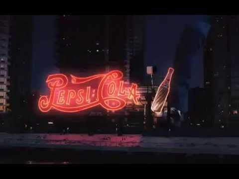Pepsi Half Time Intro Super Bowl Commercial 2014