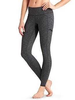 Draw a pull on ankle pant, short, and knit short with the same details as in this legging.  The wide waistband and zipper at lower leg.