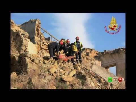 """Vigili del Fuoco - Esercitazione internazionale """"Modex Sicily 2016"""" - Sl..."""