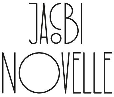 Jacobi Novelle - mabu — Design & Typography