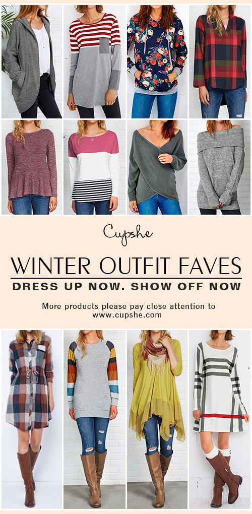 Check it, start from $14.99! Winter Outfit Faves-High Quality and Free Shipping. Various style and all kinks of printing patterns, they are super comfy for warm spring days. Dress up now&Show off now!