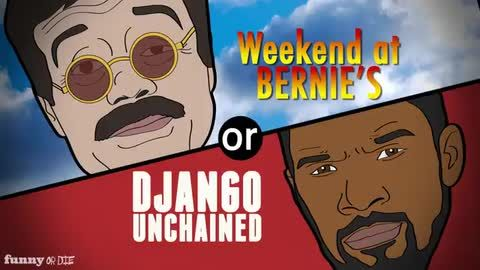 Billy on the Street: Weekend At Bernie's or Django Unchained?