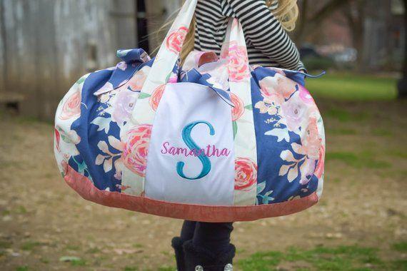Dance Bag Girls Overnight Bag Girls Duffel Bag Gift For