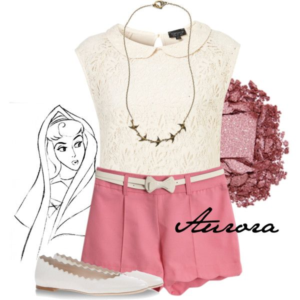 Aurora | Princess inspired outfits, Disney inspired ...
