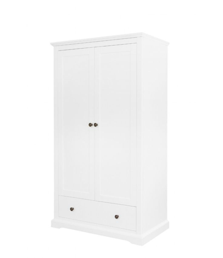 Kub Mix U0026 Match Wardrobe (White) White Nursery Wardrobe