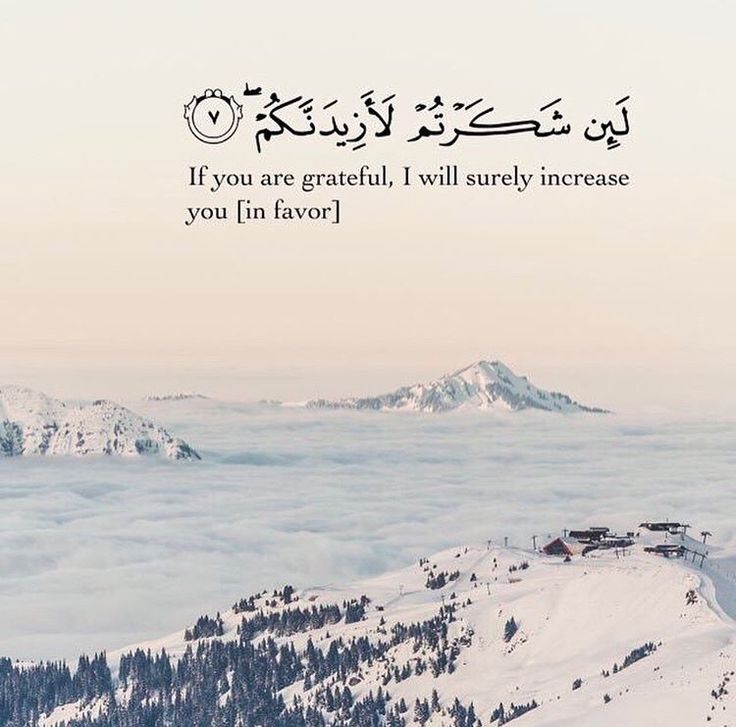 4 promises from Allah (s.w.t)
