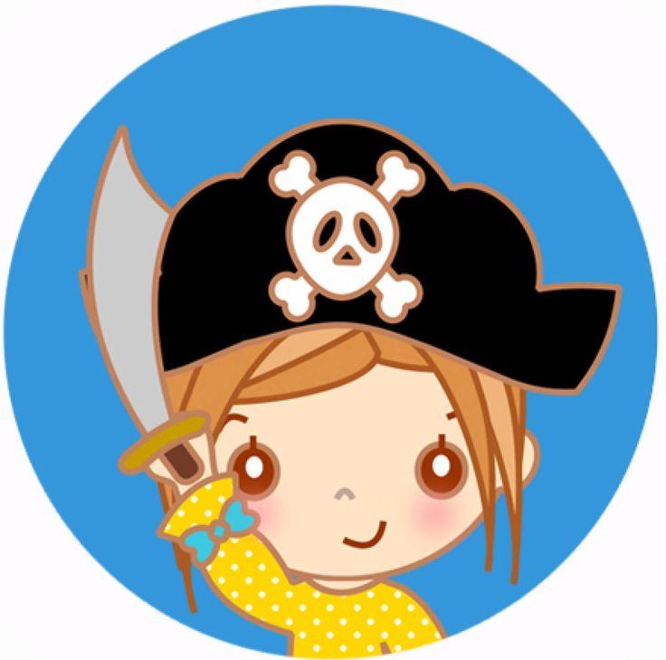 piraten verjaardagskaart - Google zoeken