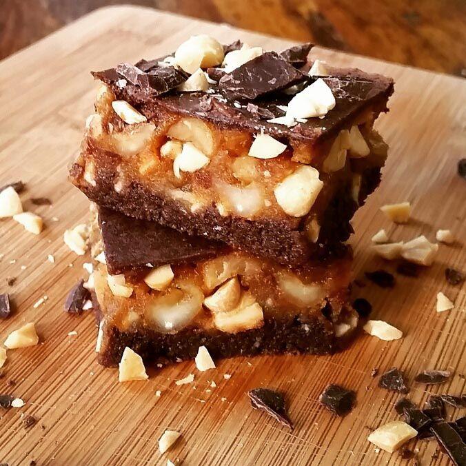 Snickers tasty treat