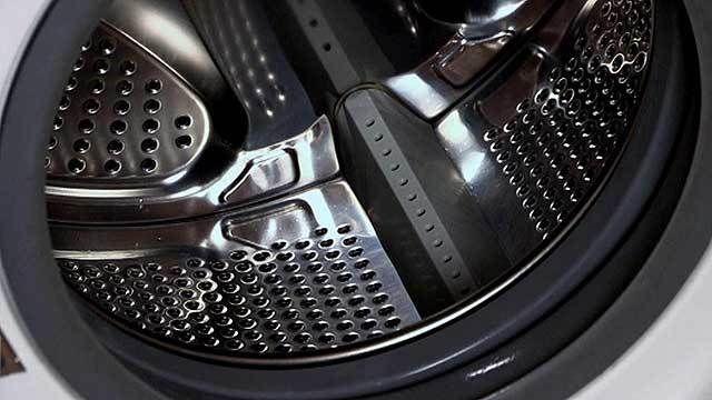 Как устранить запах из стиральной машины
