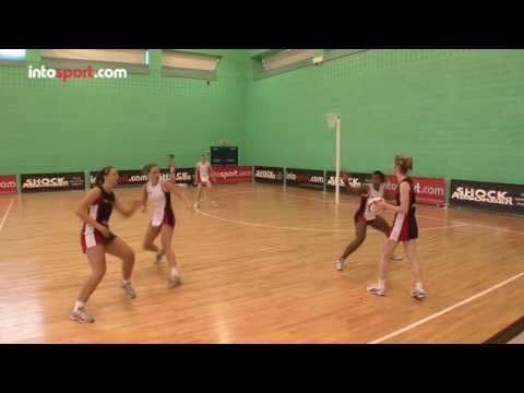 Video guide for everything you need to know about the rules for a game of Netball. Want to shoot like England Goal Shooter Joanne Harten? Pass like England C...