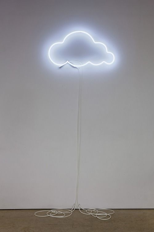 Cloud light~this is rad