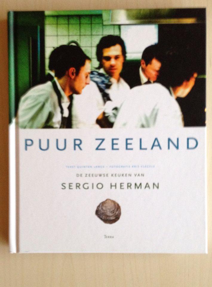 Sergio Herman Titel: Puur Zeeland