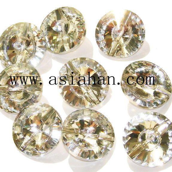 Barato 10 pcs botões de cristal, Compro Qualidade Acessórios de mobília diretamente de fornecedores da China:       Cristal Estofados botões 10pcs / lot                Tamanho : 30mm                Feito por um cristal