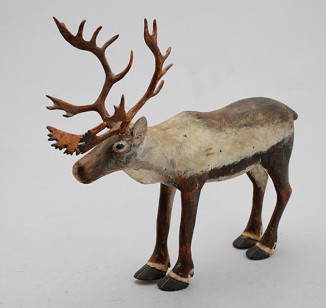 Nordic Thoughts: Reindeer by Nils Nilsson Skum