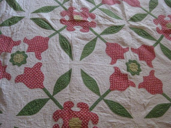 43 best Handmade Quilts images on Pinterest | Cottages, Digital ... : handmade cotton quilts - Adamdwight.com