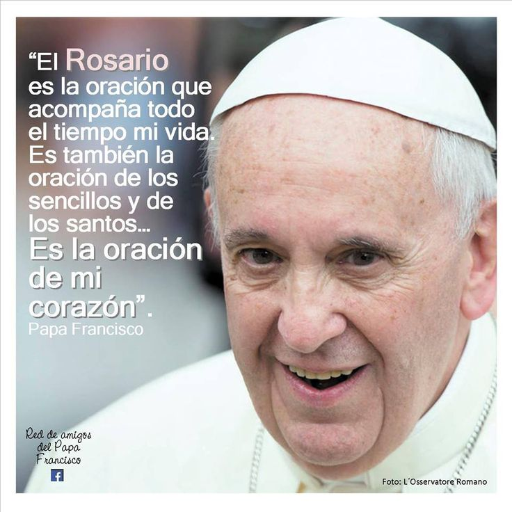 Frases en imagenes: Frases del Papa Francisco-Julio 2015