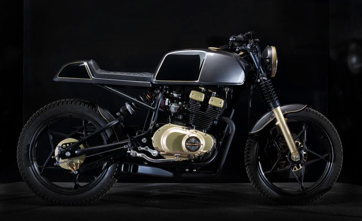 Sugar Kane - Cafe Racer Suzuki GSX250 by C-RACER #suzuki #gsx250 #caferacer #custommotorcycle #sugarkane