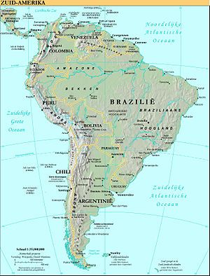 Zuid-Amerika - Wikipedia