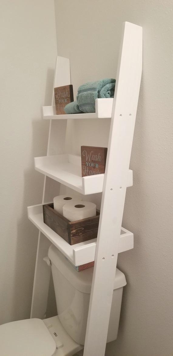 This Item Is Unavailable Toilet Storage Ladder Shelf Shelves