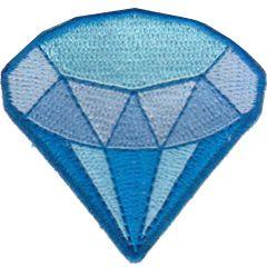 Diamond Emoji Patch