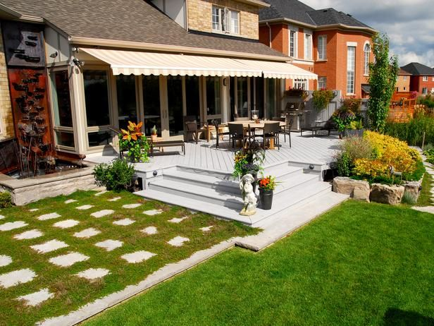 Townhouse Backyard Decks :  Townhouse Decks on Pinterest  Decks, Townhouse and Deck design